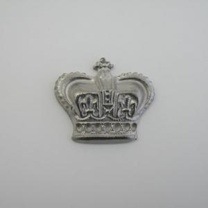 Pewter Accents - Small Crown