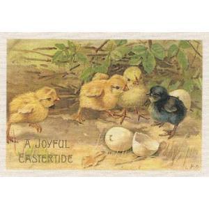 Printed Fabric Image - A Joyful Eastertide