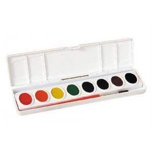 Prang Oval Pan Watercolors - 8 Colors