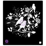 """Prima 6"""" x 6"""" Stencil - Birdy Nest [584580]"""