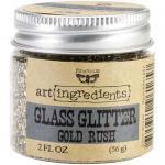 Prima Art Ingredients Glass Glitter - Gold Rush