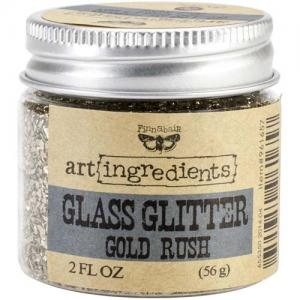 Prima Art Ingredients Glass Glitter - Gold Rush