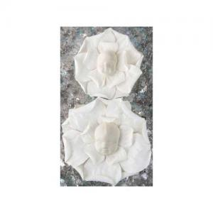Prima Resin Face Flowers - Jennie [583248]