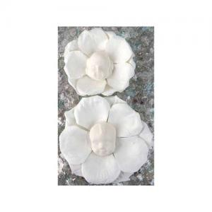 Prima Resin Face Flowers - Norma [583262]