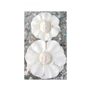Prima Resin Face Flowers - Sue [583231]
