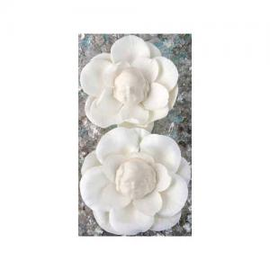 Prima Resin Face Flowers - Trudy [583224]