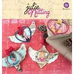 Prima / Julie Nutting Etched Wood Ornaments