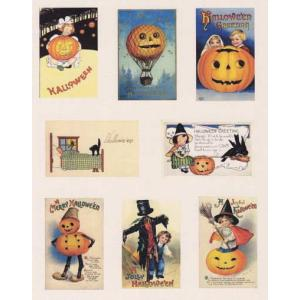 Printed Fabric Images - Halloween Mix