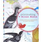 Printmaking + Mixed Media - ON SALE!