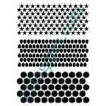Joggles Stencils - Punchinella Trio 2 [10-33774]