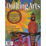 Quilting Arts Magazine - August/September 2007 Issue 28 - ON SALE!