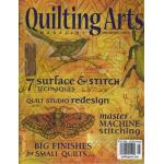 Quilting Arts Magazine - April/May 2008 Issue 32 - ON SALE!