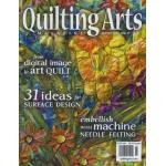 Quilting Arts Magazine - June/July 2008 Issue 33 - ON SALE!