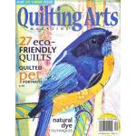 Quilting Arts Magazine - August/September 2008 Issue 34 - ON SALE!