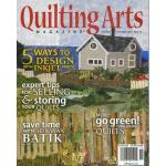 Quilting Arts Magazine - October/November 2008 Issue 35 - ON SALE!