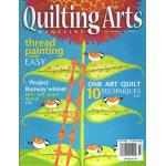 Quilting Arts Magazine - February/March 2009, Issue 37 - ON SALE!