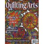 Quilting Arts Magazine - August/September 2009, Issue 40 - ON SALE!