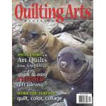 Quilting Arts Magazine - Dec 09/Jan 10, Issue 42 - ON SALE!