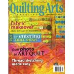 Quilting Arts Magazine - Feb/March 2010, Issue 43 - ON SALE!