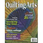 Quilting Arts Magazine - April/May 2010, Issue 44 - ON SALE!