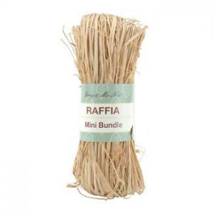 Forget Me Not Raffia Mini Bundle