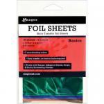 Ranger Shiny Transfer Foil Sheets - Basics