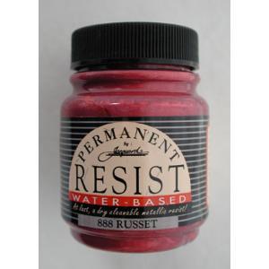 Permanent Metallic Resist - 888 Russet