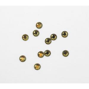 Swarovski 4mm Hot Fix Rhinestone - Crystal Tabac