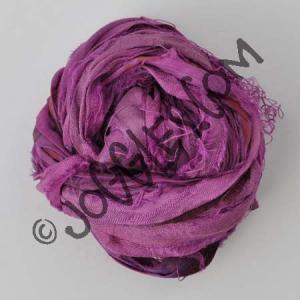 Sari Silk Ribbon - Orchid