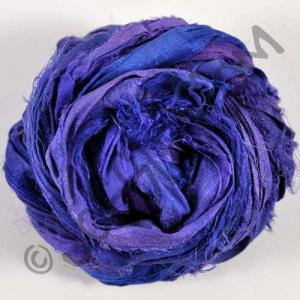 Sari Silk Ribbon - Sapphire