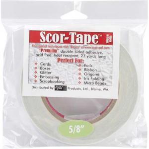 """Scor-Tape - 0.625"""" [SP215]"""