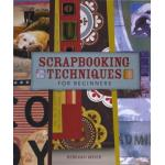 Scrapbooking Techniques for Beginners - ON SALE!