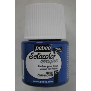Pebeo Setacolor Opaque - 57 Cornflower