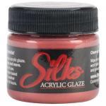 Silks Acrylic Glaze - Fire Opal
