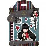 Simply Gorjuss Urban Stamps - The Collector [GOR907114]
