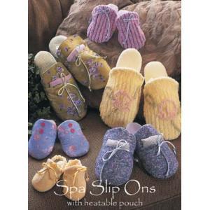 Favorite Things - Spa Slip Ons Slippers