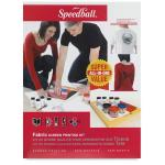 Speedball Fabric Screen Printing Kit [4526]