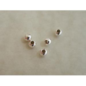 Sterling Silver Beads - 3000/6