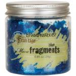 Stampendous Mica Fragments - Blue