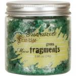 Stampendous Mica Fragments - Green