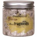 Stampendous Mica Fragments - White