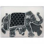 Stampendous n*Studio Stamp and Stencil Set - Elephant [NKCFS01]