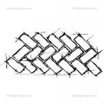 Stampotique Originals - [10036] Brick Road