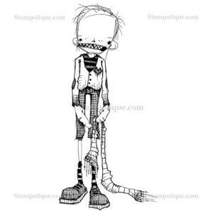 Stampotique Originals - [6210] Arnold
