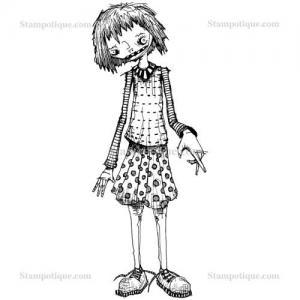 Stampotique Originals - [6209] Marsha