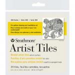 """Strathmore Artist Tiles - Bristol 4"""" x 4"""" [105-970]"""