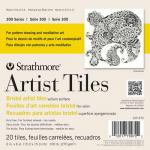"""Strathmore Artist Tiles - Bristol 6"""" x 6"""" [105-972]"""