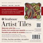 "Strathmore Artist Tiles - Watercolor 6"" x 6"" [105-973]"