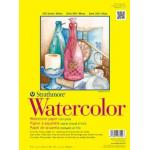 "Strathmore 300 Series Watercolor Paper - 9"" x 12"" 140# Cold Pressed - 10 sheets"