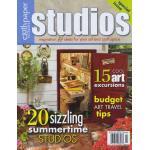 Cloth, Paper, Scissors - Studios - Summer, 2009 - ON SALE!